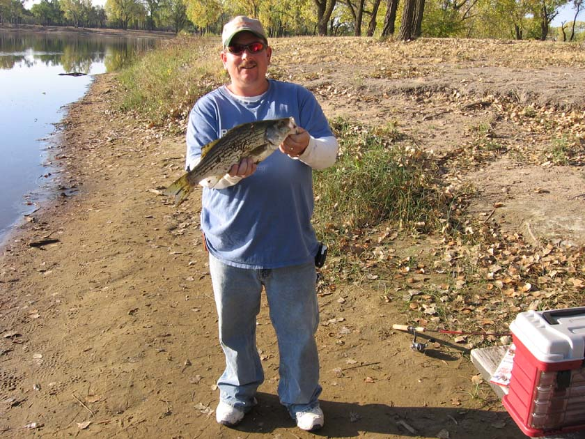 Kansas fishing report reports from anglers september for Kdwp fishing report