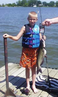 Past fishing reports from zeiner 39 s bass shop for Cheney lake fishing report